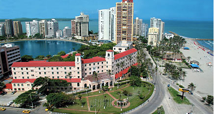 La historia del Hotel Caribe. Historias de Cartagena para llevar en el corazón.