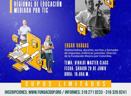 Estamos trabajando con los maestros de Santander