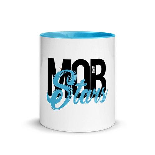MOBStars Mug with Color Inside