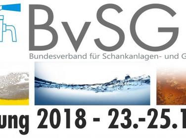 BVSG E.V. – FACHTAGUNG 2018