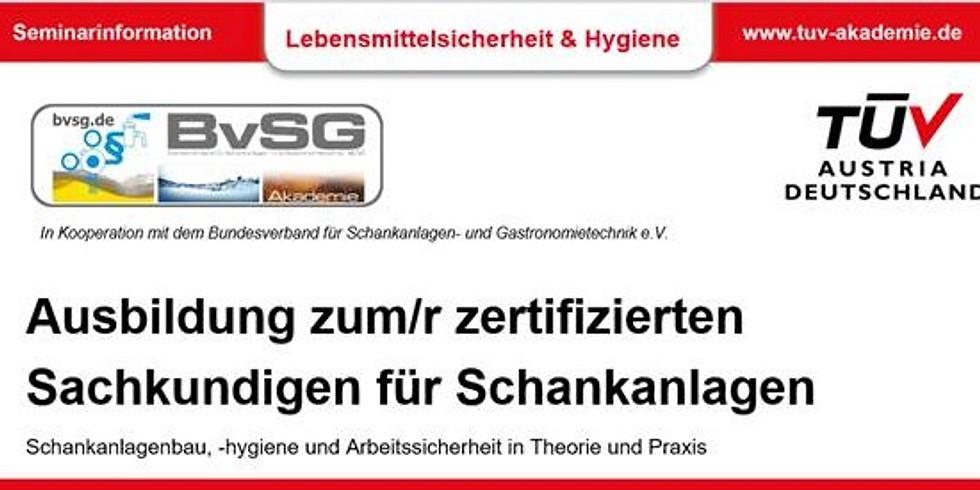 BvSG/TÜV - Ausbildung - Herbst 2020