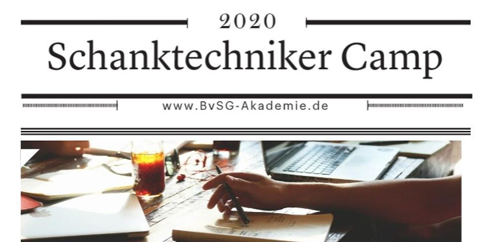 Schanktechnik Camp 2020