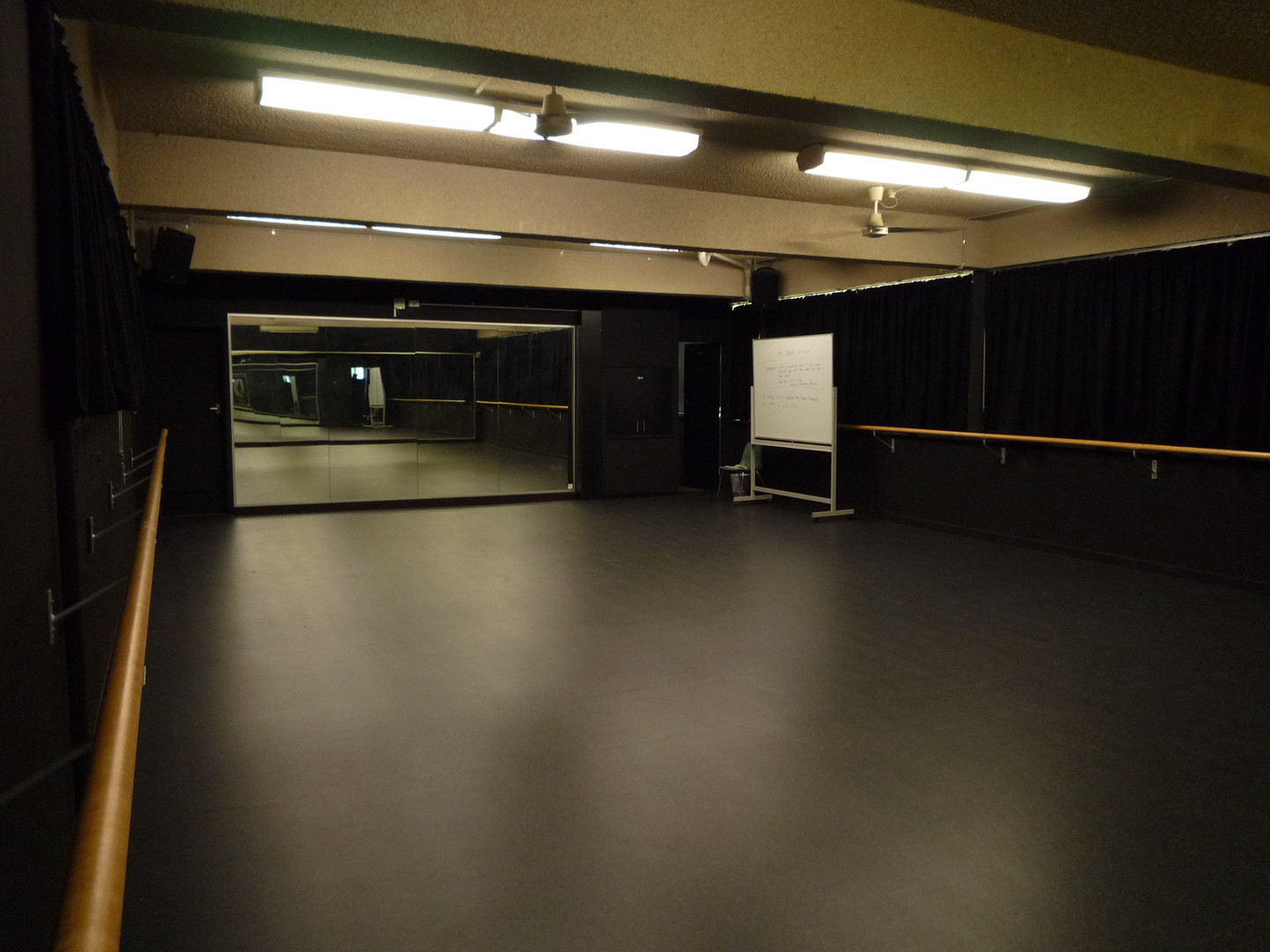 Nepean High Dance  floor.JPG