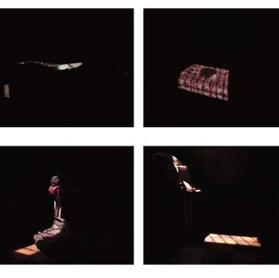 Recortes - 2020 Beatriz Rosas  Fotografia 36 x 48 cm  Quadríptico - R$700,00