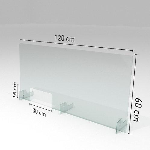 Barrera Sanitaria 120x60cm +IVA
