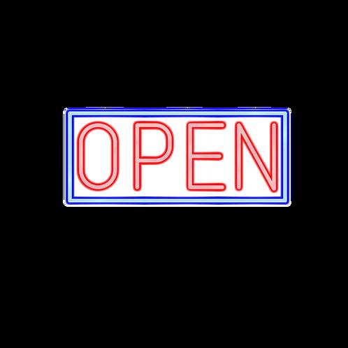 OPEN - 35x15 cm-