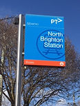 North Brighton Train Station