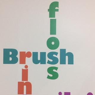 Floss Brush