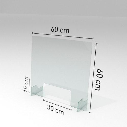 Barrera Sanitaria 60x60cm +IVA