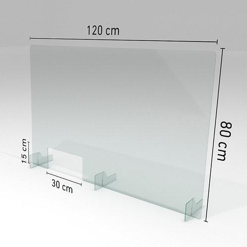 Barrera Sanitaria 120x80cm +IVA