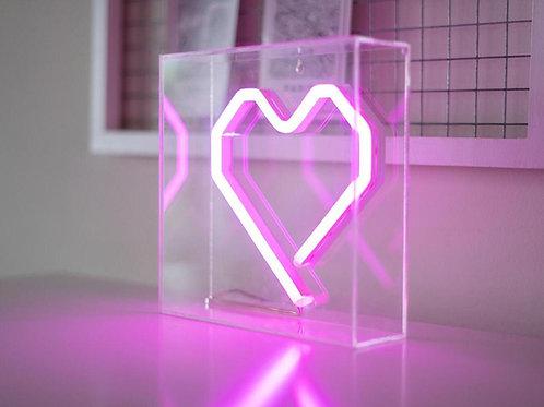 HeartBox - 20x20x5cm