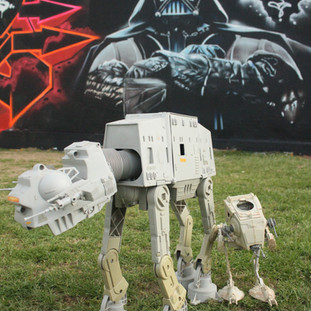 Star Wars Painting or artwork