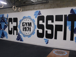 Crossfit 1971 GYM new look