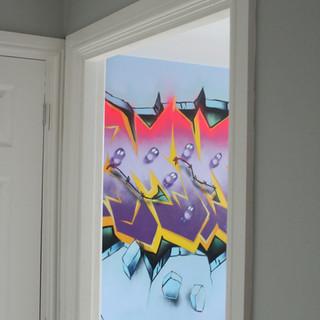 Kids Bedroom Artwork and Decoration