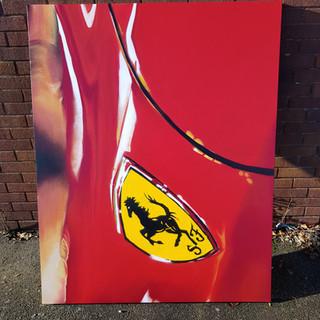 Ferrari Red Badge