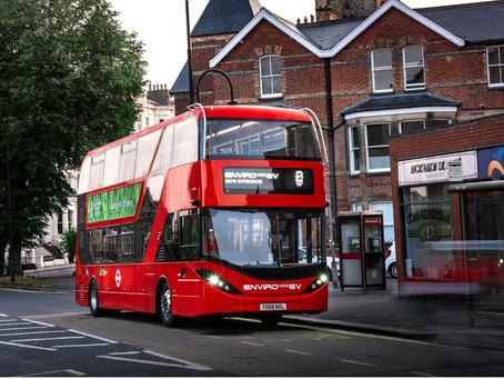 RATP Dev London adquiere 195 buses eléctricos BYD ADL yavanza hacia un transporte libre de emisiones
