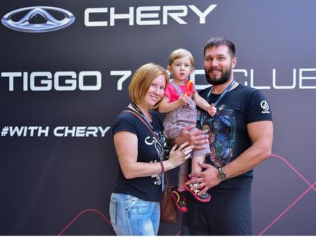 Con Chery Con Amor. Lanzamiento de la segunda temporada de With Chery With Love en Rusia