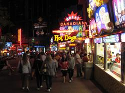 Niagara-Nightlife