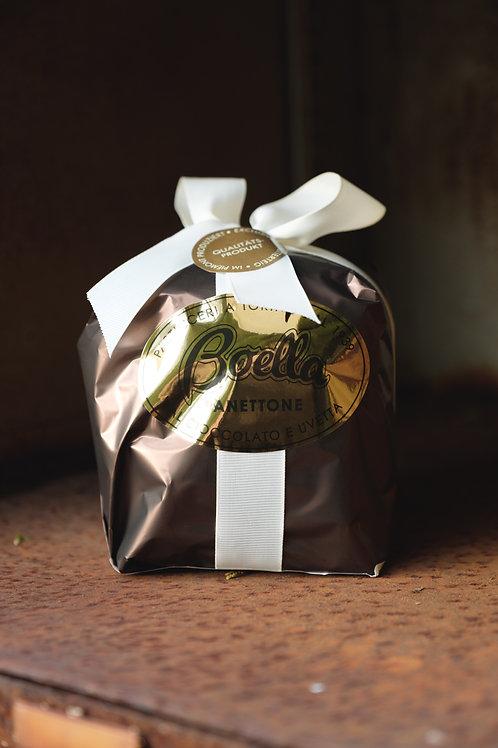 Panettone Boella cioccolato