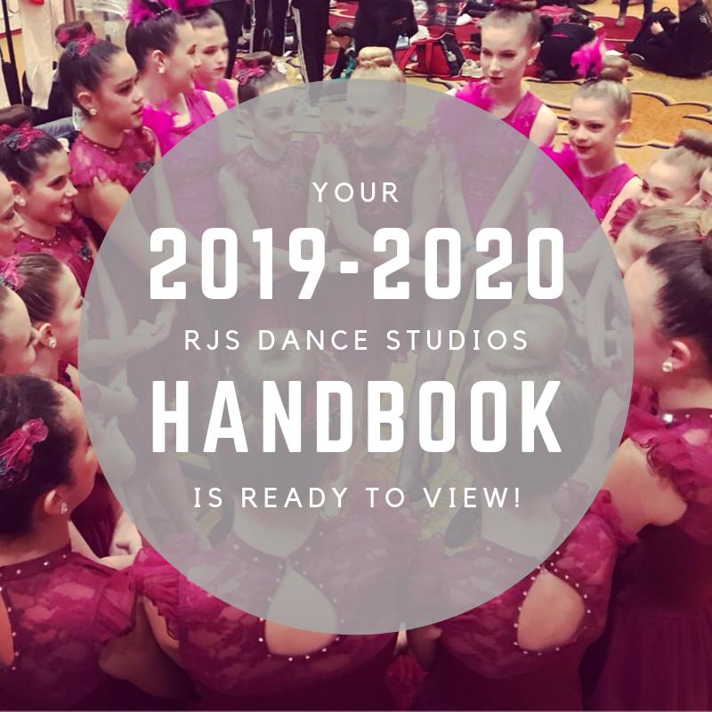 2019-2020 Studio Handbook
