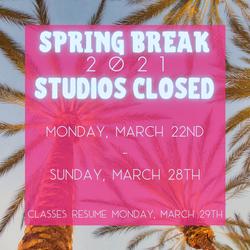 Spring Break Reminder (2)
