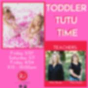 Copy of Copy of Session 2 - Toddler Tutu