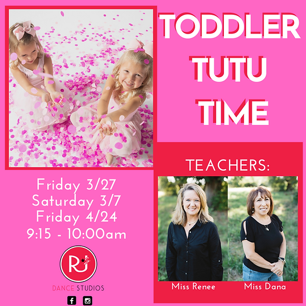 Copy of Copy of Session 2 - Toddler Tutu