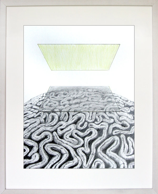 Sun Block - Drawing By Edward Burke