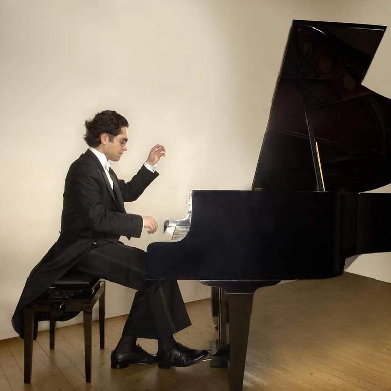 Free Event: Intro to piano by Emilio De Mercato