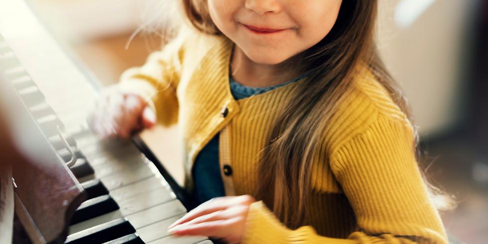 Music for Young Children - Sunshine Level  (Sat 11- 11:45)