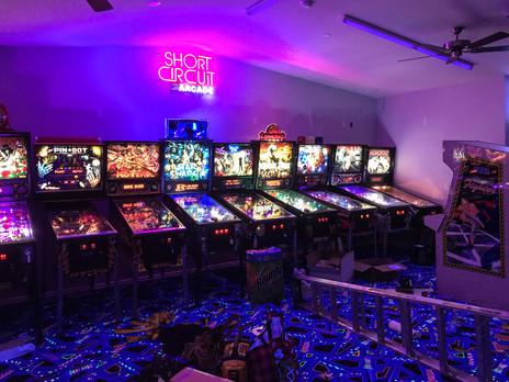 Short Circuit Arcade