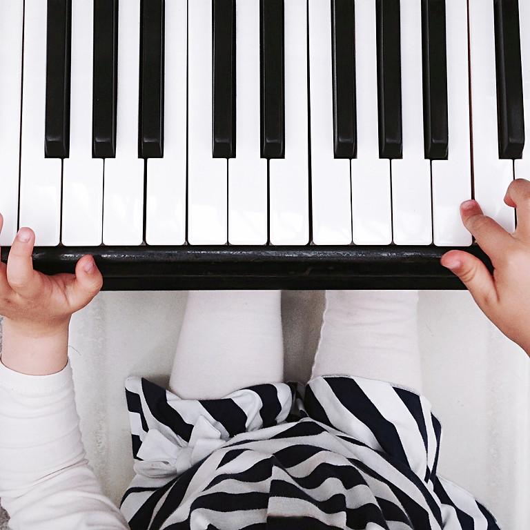 Music for Young Children - Sunbeam Level  (Fri 5-5:45)