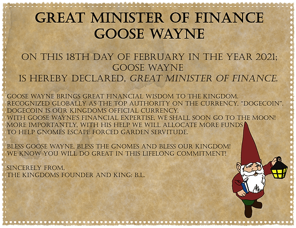 Goose Wayne Great Minister of Finance.pn
