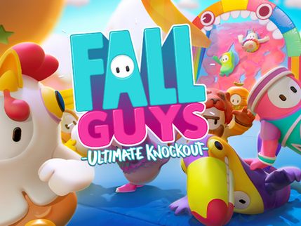 VIDEO GAME: Fall Guys: Ultimate Knockout Review