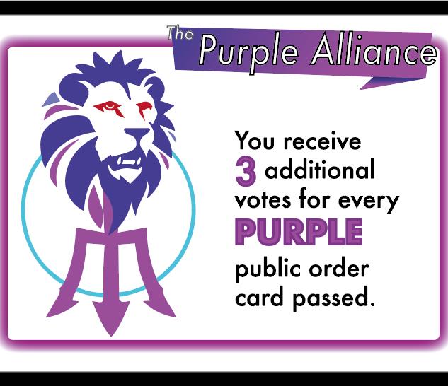 The Purple Alliance