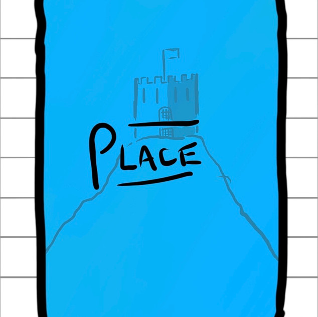 Early design of Location Card
