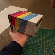 A completed box!