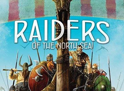 Raiders of the North Sea: A Visual Narrative Feast