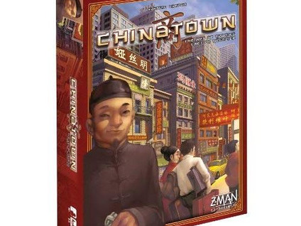 What you don't see. Chinatown and the problems and celebrations of design in tabletop games.