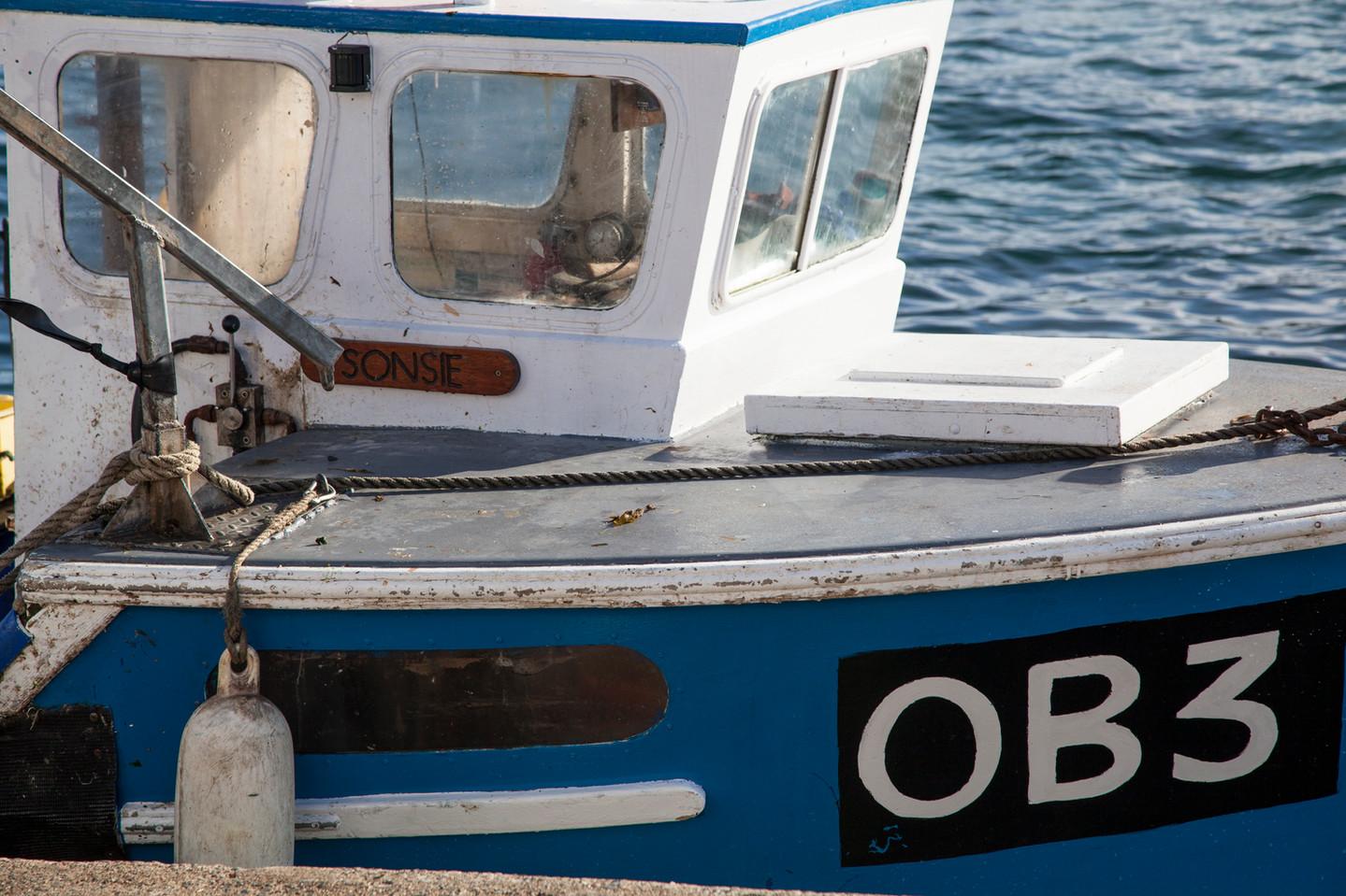 Boat Sonsie