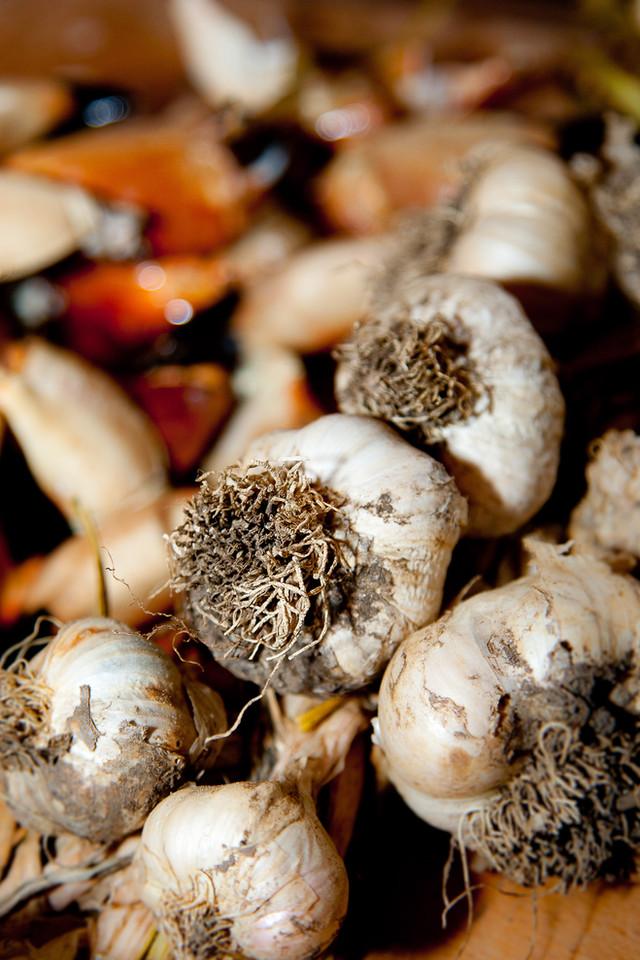 crab n garlic
