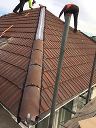 Roof repair in Cobham Surrey