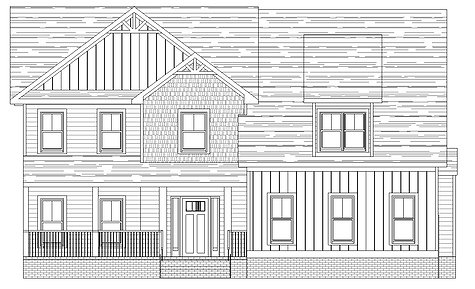 The James Narrower Front Rendering 2-17-