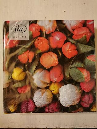 """Ihr Servietten """"Tulips Bouquet"""""""