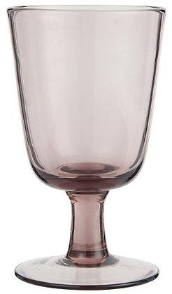 Weißweinglas malva