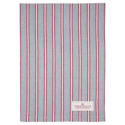 Geschirrtuch Riley pale grey - Tea Towel