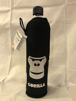 Dora's Glasflasche 0,5l Gorilla