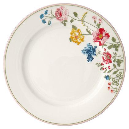 Dinner Plate Thilde white