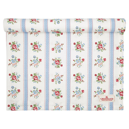 Tischläufer Evie white - Table runner