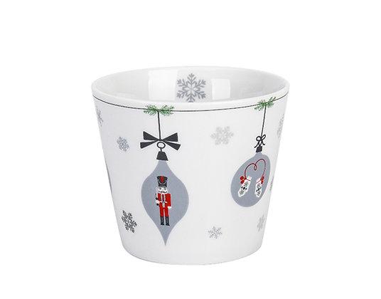 Happy Cup Tumbler X-MAS Ornaments